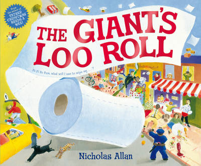 Giant's Loo Roll book