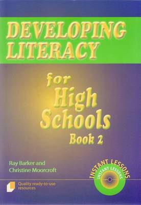 Developing Literacy for High Schools  bk. 2 by Ray Barker