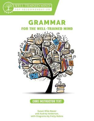 Grammar for the Well-Trained Mind: Core Instructor Text, Years 1-4 by Susan Wise Bauer