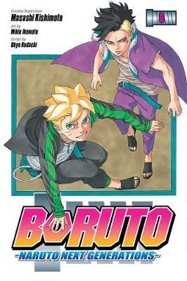 Boruto: Naruto Next Generations, Vol. 9 by Masashi Kishimoto