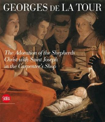 Georges de La Tour book