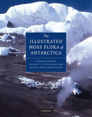 Illustrated Moss Flora of Antarctica book