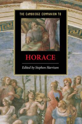 Cambridge Companion to Horace book