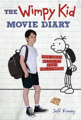 The Wimpy Kid Movie Diary Volume 3 by Jeff Kinney