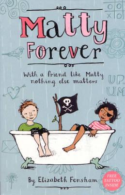 Matty Forever book