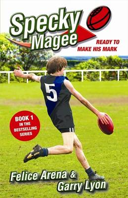 Specky Magee Ready to Make His Mark by Felice Arena