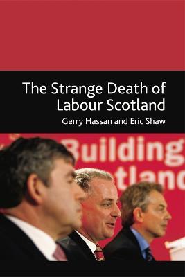 Strange Death of Labour Scotland book