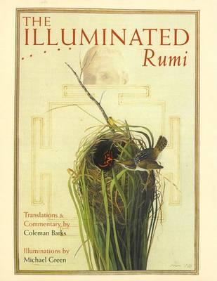 Illuminated Rumi book