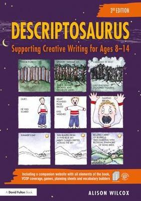 Descriptosaurus by Alison Wilcox