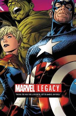 Marvel Legacy by Jason Aaron