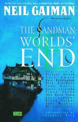 Sandman Sandman TP Vol 08 Worlds End New Ed World's End Volume 8 by Neil Gaiman