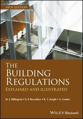 Building Regulations book