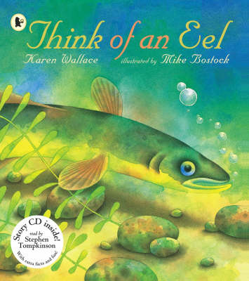 Think Of An Eel Library Edition by Wallace Karen
