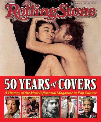 Rolling Stone Covers / 50 Years book