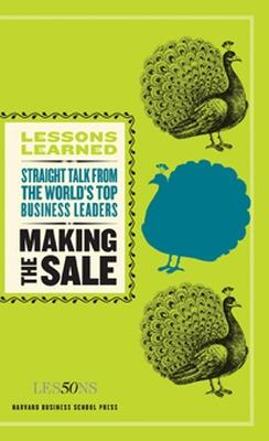 Making the Sale by Fifty Lessons