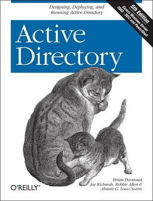Active Directory by Brian Desmond
