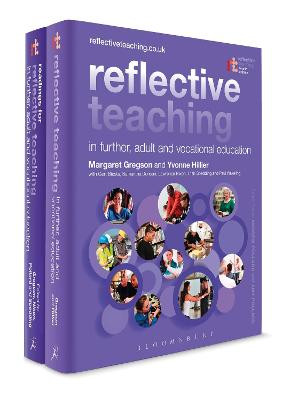 Reflective Teaching in Further, Adult and Vocational Education Pack book