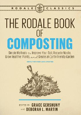 Rodale Book of Composting book