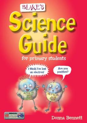 Blake's Science Guide for Primary Students book