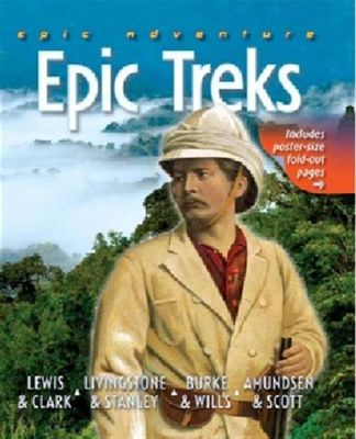 Epic Treks by Mile Press Five