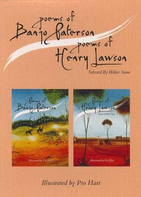 Poems of Banjo Paterson / Poems of Henry Lawson book