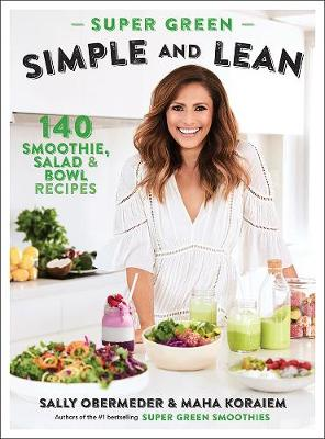 Super Green Simple and Lean book