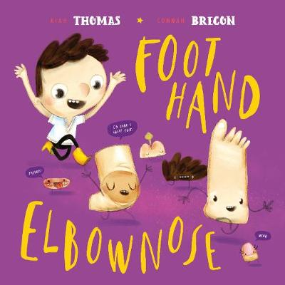 Foothand, Elbownose book