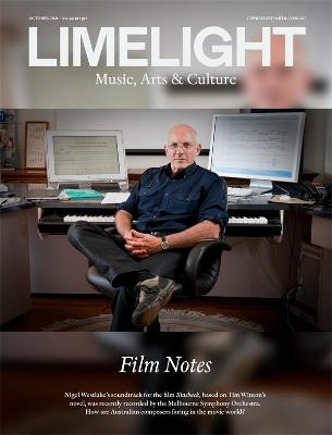 Limelight September/October 2021 book
