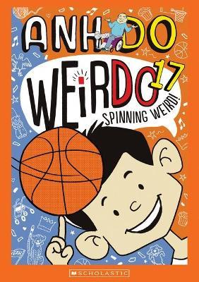 Weirdo #17: Spinning Weird book