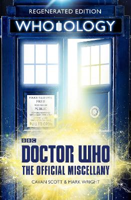 Doctor Who: Who-ology book