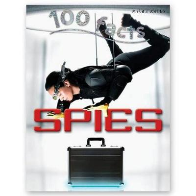 100 Facts - Spies book