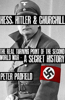 Hess, Hitler and Churchill book