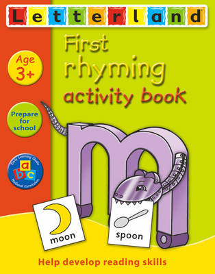 First Rhyming Activity Book by Lyn Wendon
