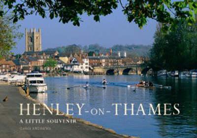Henley on Thames Little Souvenir Book by Chris Andrews