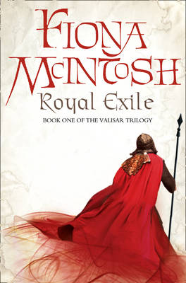 Royal Exile by Fiona McIntosh