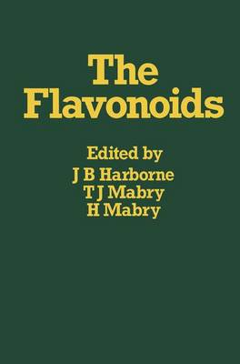 The Flavonoids by Jeffrey B. Harborne