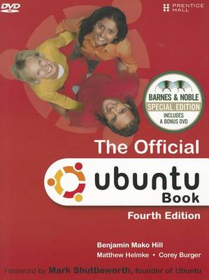 Official Ubuntu Book by Benjamin Mako Hill
