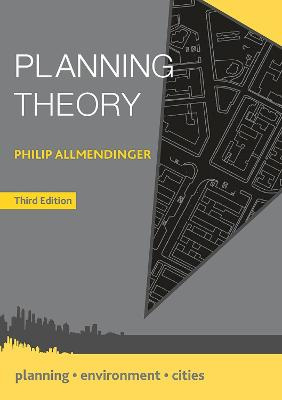 Planning Theory by Philip Allmendinger