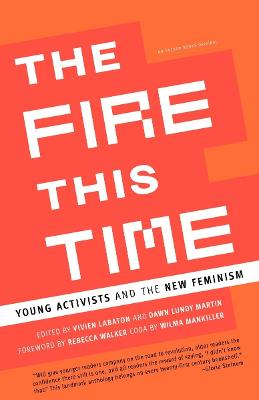 Fire This Time book