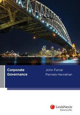 Corporate Governance by J. Farrar