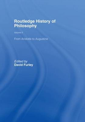 Routledge History of Philosophy by David Furley
