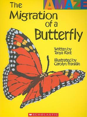 The Migration of a Butterfly by Tanya Kant