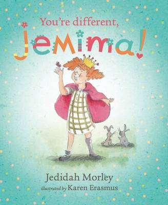 You're Different, Jemima book