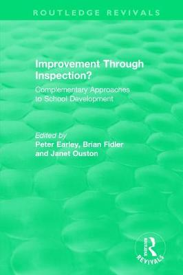 Improvement Through Inspection? by Peter Earley
