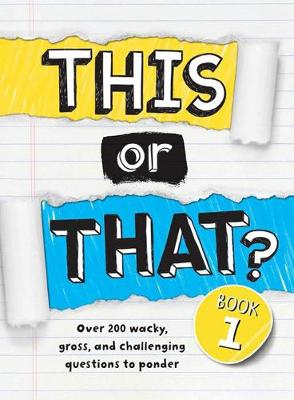 This or That? by Brandon T. Snider