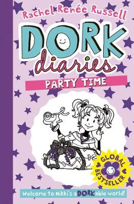 Dork Diaries: Party Time book