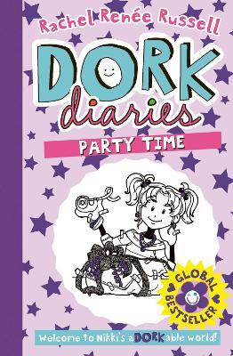 Dork Diaries: Party Time by Rachel Renee Russell