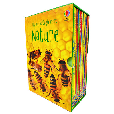 Usborne Beginners Nature by null