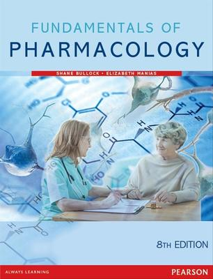 Fundamentals of Pharmacology book