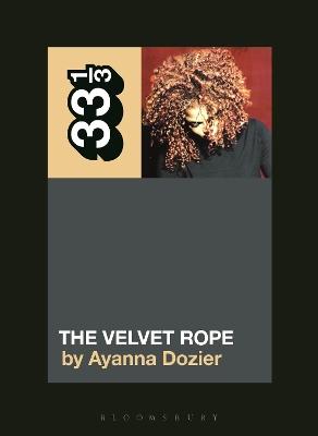 Janet Jackson's The Velvet Rope book